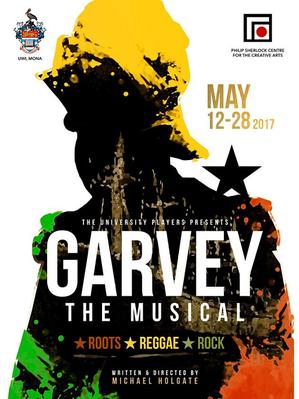 ミュージカル、マーカス・ガーヴィー - ジャマイカブログ Ricoのスケッチ・ダイアリ
