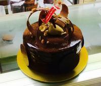 パパのバースディケーキ - 手作りケーキのお店プペ
