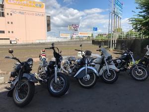 スッキリ土曜日 - Cyla motorcycle DEPT.