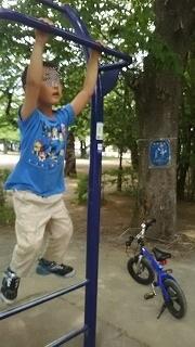 公園での出来事 - ~ワンパク五歳児子育て中~