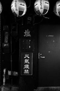 東京 2017 05 B&W #26 - Yoshi-A の写真の楽しみ