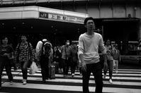 東京 2017 05 B&W #29 - Yoshi-A の写真の楽しみ