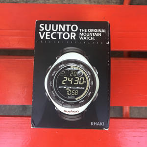 SUUNTO VECTOR - 中華飯店/GOODSTOREのブログ Clothes & Gear for the  Great Outdoors