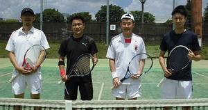 ダブライン男子シングルスA大会結果 - けい子のテニスW-LINE NOTE