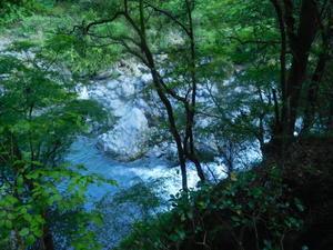 東京都 青梅・奥多摩 その 2 鳩ノ巣渓谷、高尾山 - 川沿いのラプソディ