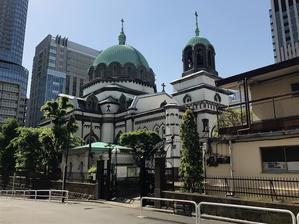 Springsville in Tokyo #17 - ニコライ堂と聖橋のある風景 - Nearest Faraway Place