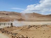 <転載> 2007 アイスランド記 ⑧北の名勝 ミーヴァトン湖周遊ツアー 後編 - アマミツル空の色は Ⅱ