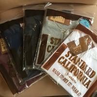 スタンダード・カリフォルニア ヘンリーネックパックTee - BEATNIKオーナーの洋服や音楽の毎日更新ブログ