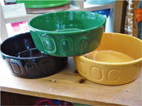 BAUER DOGBOWL 新色入荷 - SUPER DOGS blog