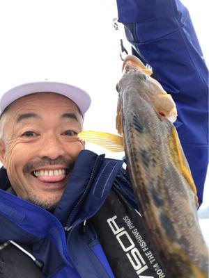 暫く振りの女川沖で… - 漁師です・・・