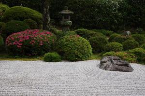 「金福寺から田中神社へ」 - 心ざわめく街 -あらうんど京都-