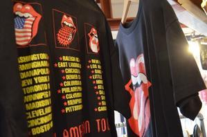 """""""The Rolling Stones&トシキ""""!!!!!! - Clothing&Antiques NoT"""