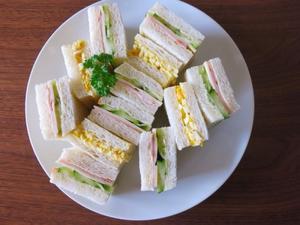 おいしいサンドイッチ - sobu 2