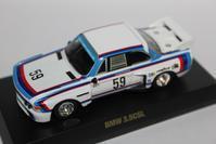 1/64 Kyosho BMW 3.5 CSL 1976 - 1/87 SCHUCO & 1/64 KYOSHO ミニカーコレクション byまさーる
