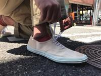 白スニーカーを!!!  (T.W.神戸店) - magnets vintage clothing コダワリがある大人の為に。