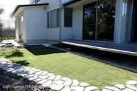 先手仕事で芝生のお手入れをもっとラクに - シンプルで心地いい暮らし