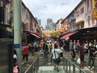 シンガポールです4(味香園でソフト・スノーアイス) - リタイア夫と空の旅、海の旅、二人旅