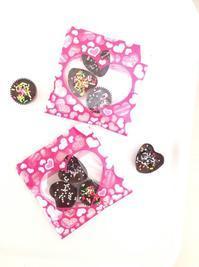バレンタインデー、ありがとうございました☆ - 手作りケーキのお店プペ
