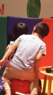 キッズルーム - ~ワンパク五歳児子育て中~