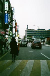 韓国旅行記-1-  - タケのズッコケ旅行記