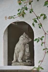 猫のいる風景 - 雲母(KIRA)の舟に乗って