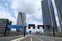 東京五輪選手村の工事現場は熱かった(晴海ふ頭) - 旅プラスの日記