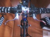 補助ブレーキ - 自転車を少々
