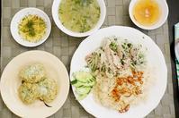 ベトナム料理 プライベートレッスン ~ホイアン式鶏飯 - 晴れた朝には 改