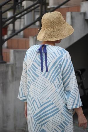 好き嫌いが分かれそうな服・・・♪ - 手づくりひとてまの会『文京区 初心者さん向け洋裁教室』