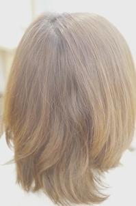 応力緩和 エアウェーブ その2 - hair SPIRITUSのブログ