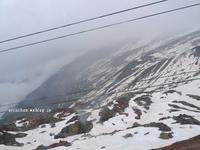 エギーユ・デュ・ミディ展望台からのシャモニーヘ下山@スイス旅行 - アリスのトリップ