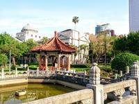 台湾ひとり旅3日目①~二二八和平公園と中正記念堂~ - ガーデンのものづくり日記