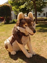 百職人展にオオカミ一匹遠征します - アーシャとfumiの毎日
