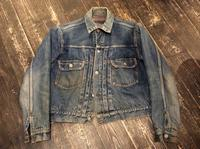 ~early 60's Levi's 517XX denim jacket - BUTTON UP clothing