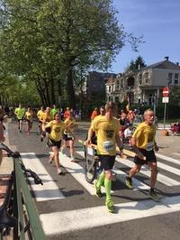 ブリュッセル20kmマラソン - 小国での日々 第6章