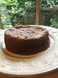 ガトーショコラ - 調布の小さな手作りお菓子・パン教室 アトリエタルトタタン
