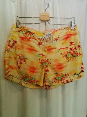 Lady`s Toropical Shorts Items - 古着屋 may ブログ