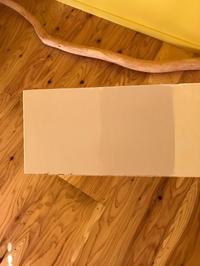 ナイターでペンキ塗り - 天井を抜いてみた