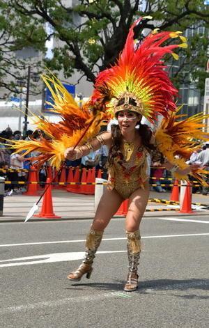 神戸まつり@おまつりパレード(6) - 雅(みやび)にデジカメ人生2