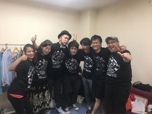 チヨスタライブ2017@中野サンプラザ - ギターリスト堀崎翔のハードドライヴィングブルースな旅