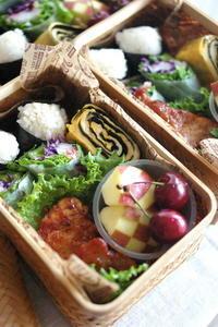 今日の豚ヒレ赤ワイン煮込み弁当とお弁当作りのコツ - sweet+