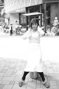 えりちゃん20 - モノクロポートレート写真館