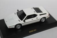 1/64 Kyosho BMW M1 1978 - 1/87 SCHUCO & 1/64 KYOSHO ミニカーコレクション byまさーる