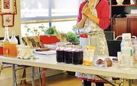 発酵ワールド(ビーツドリンク&生姜ドリンク)by Fermentation & Sustainable Cooking Club - バンクーバー日々是々