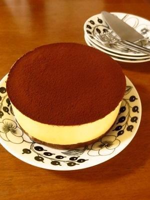 ティラミスケーキ♪ - la la la kitchen 2 ♪