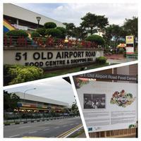シンガポールです7(ホーカーズでペッパークラブとチリクラブ) - リタイア夫と空の旅、海の旅、二人旅