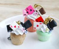 ■ 販売作品の紹介4■ふわふわカップケーキシリーズ【デザフェス45】 - Clara・liberta[クララ・リベルタ]