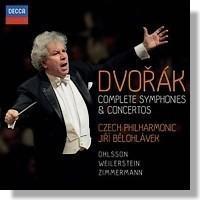 ドヴォルザーク 交響曲全集、協奏曲集 ビエロフラーヴェク/チェコフィル - Yesterday