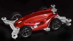 ガチのカーデザイナーが手がける新機軸ミニ四駆、デクロスが即買いのカッコよさです。 - 超音速備忘録
