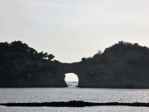 円月島 - 季節の写真